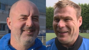 Derby day excitement for Rochdale and Bury bosses