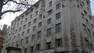 The 'new' New Scotland Yard