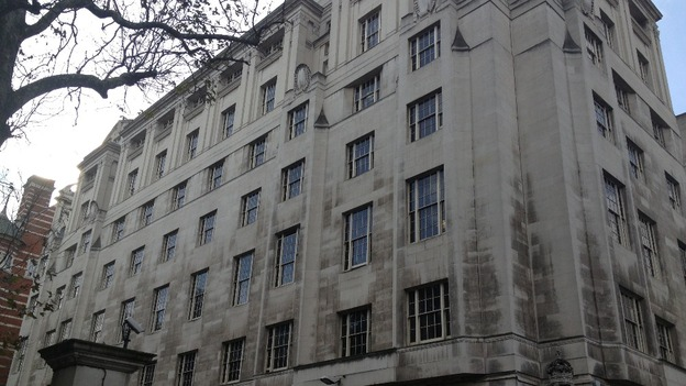 The &#x27;new&#x27; New Scotland Yard