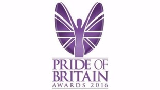 Pride of Britain 2016 regional winners announced