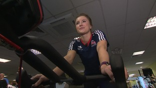 Norwich cyclist Vicky Williamson in 'no rush to get back on the track'