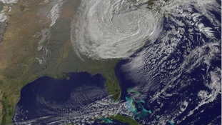 superstorm sandy New York Manhattan