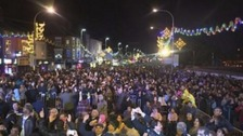 Thousands of people are expected at the Diwali lights switch-on.
