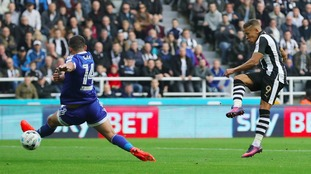 Shelvey brilliance helps Newcastle to find home comfort