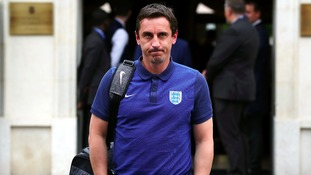 Ex-Man United star Neville won't coach for five years