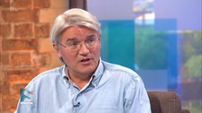 Former International Development Secretary Andrew Mitchell.