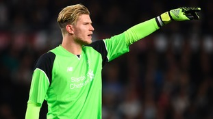 Liverpool keeper Loris Karius ready for huge Man United clash