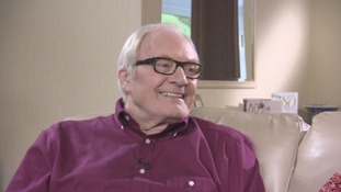 Mike Neville is celebrating his 80th birthday