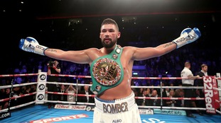 Bellew makes short work of BJ Flores and challenges Haye