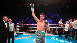 Luke Campbell retains his title