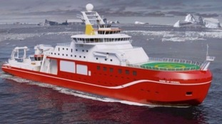 Ship almost called Boaty McBoatface will retain reminder of original name