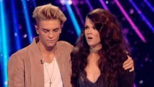Freddy Parker said he was 'devastated' after losing out to Saara Aalto.