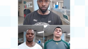 Three men charged in connection with fatal shooting of Tyson Gay's daughter