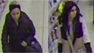 And elderly's woman's purse and passport were stolen while she was shopping.
