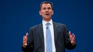 Jeremy Hunt launches new voluntary birth injury compensation scheme