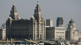 Grade I listed Royal Liver Building goes up for sale