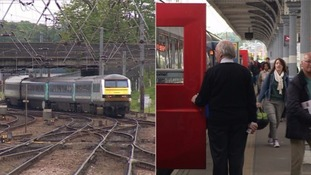 More than 1,000 new rail carriages will be built.