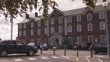 Scunthorpe hospital