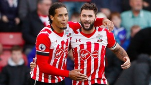 Claude Puel: Southampton striker Charlie Austin overcame illness to score against Burnley