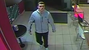 Police release CCTV of McDonalds punch suspect