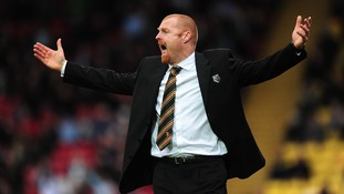 sean dyche watford burnley
