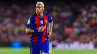 Neymar to sign new Barcelona deal until 2021