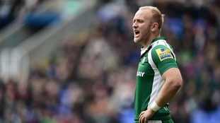 Bristol Rugby announce signing of fly-half Shane Geraghty from London Irish
