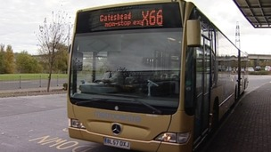 Gateshead bus