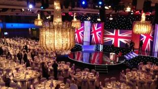 Pride of Britain - behind the scenes