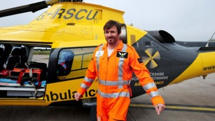 Duran Duran star launches Children's Air Ambulance