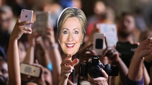 Controversy over Clinton's use of a private email server has dogged her campaign