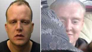 Oliver Parsons (l) stabbed Joe Lewis (r) on Christmas Day
