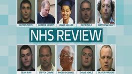 Review of 10 killings shows mental health trust's failings