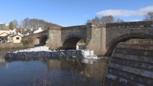 Repairs to bridges and roads are ongoing throughout Cumbria.