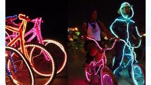 'Bike Lights' Festival rolls into Wadebridge