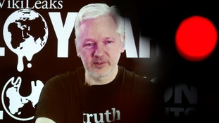 Ecuador 'cuts off Julian Assange's internet access'