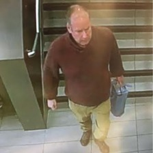 Police investigating criminal damage in South Tyneside McDonald's have released this image of a man they would like to trace.