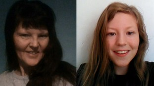 Teen guilty of murdering dinner lady and her 13-year-old daughter