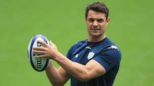 Former New Zealand fly-half Dan Carter cleared of anti-doping breaches