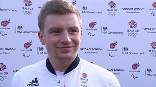 Adam Peaty: Meeting the Queen makes me proud to be British