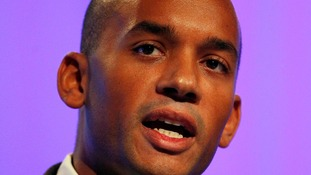 Labour's Shadow Business Secretary Chuka Umunna MP.