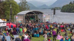 Keswick Mountain Festival in 2015.