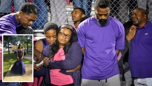 Sprinter Tyson Gay laments 'senseless killing' of daughter