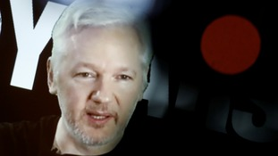Julian Assange has internet access cut by Ecuador