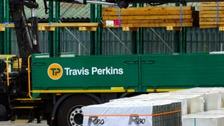 Travis Perkins announces it will axe 600 jobs
