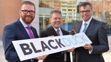 Black Duck have announced the creation of 58 jobs in Belfast.
