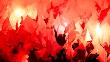 Copenhagen fans