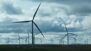 19 wind turbines will be built.