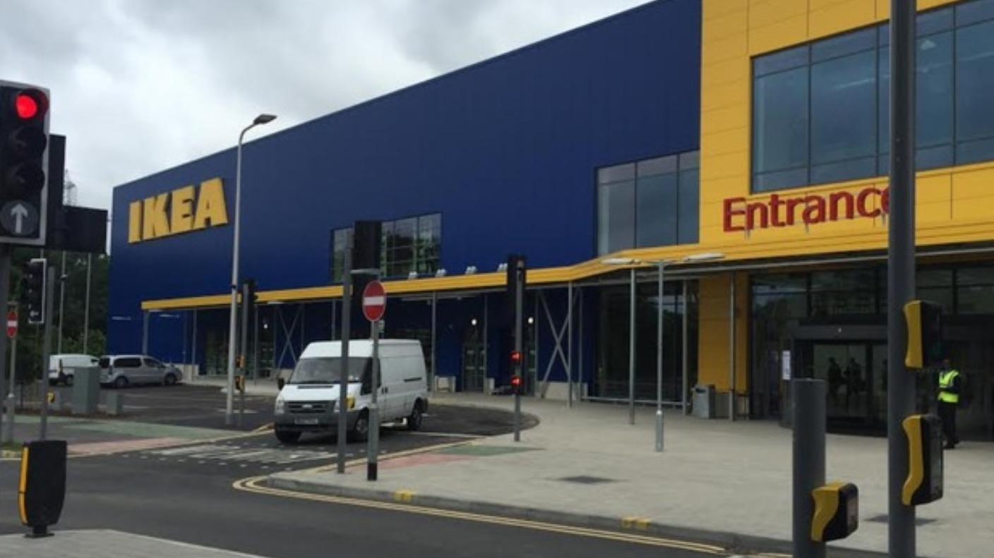 Contractor dies after accident at ikea meridian itv news Ikea security jobs