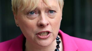 MP Angela Eagle subjected to homophobic abuse